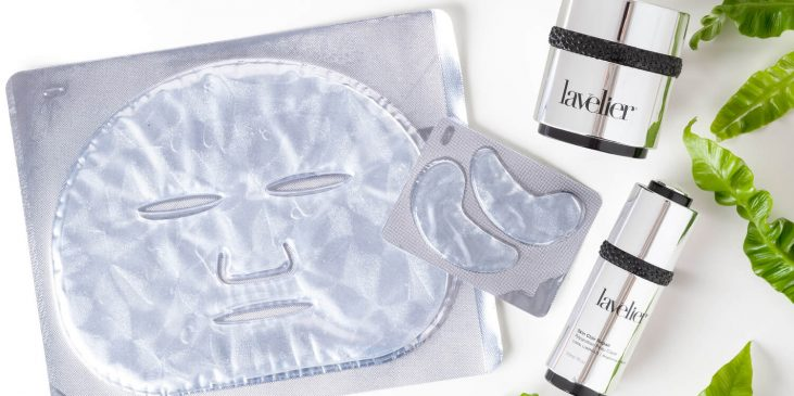 The Coral Luminous Masque from Lavelier