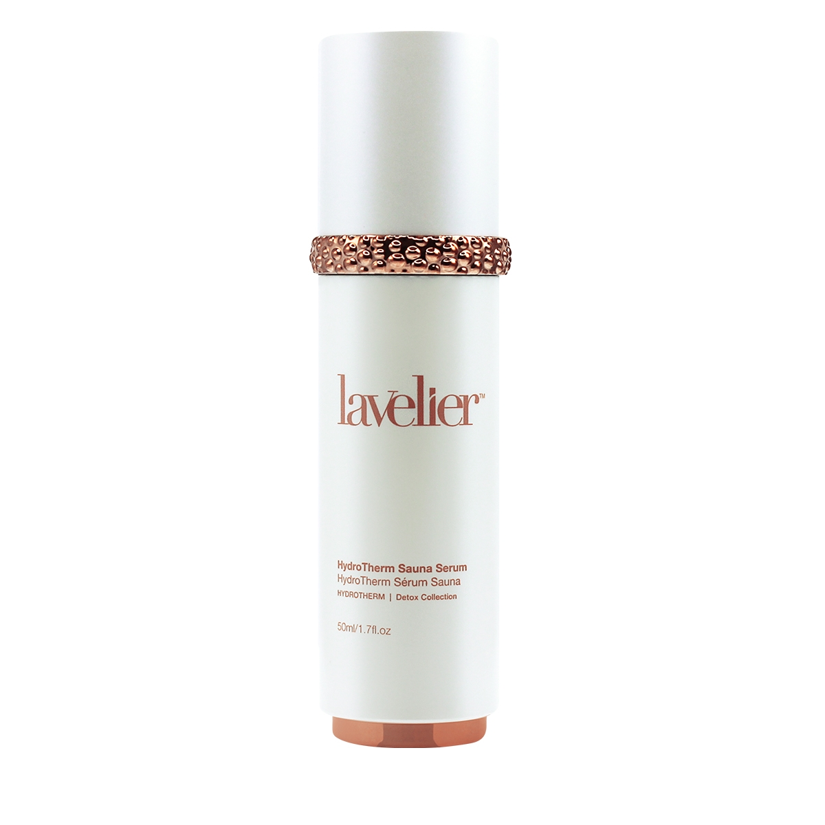 Lavelier Hydrotherm Sauna Serum Bottle
