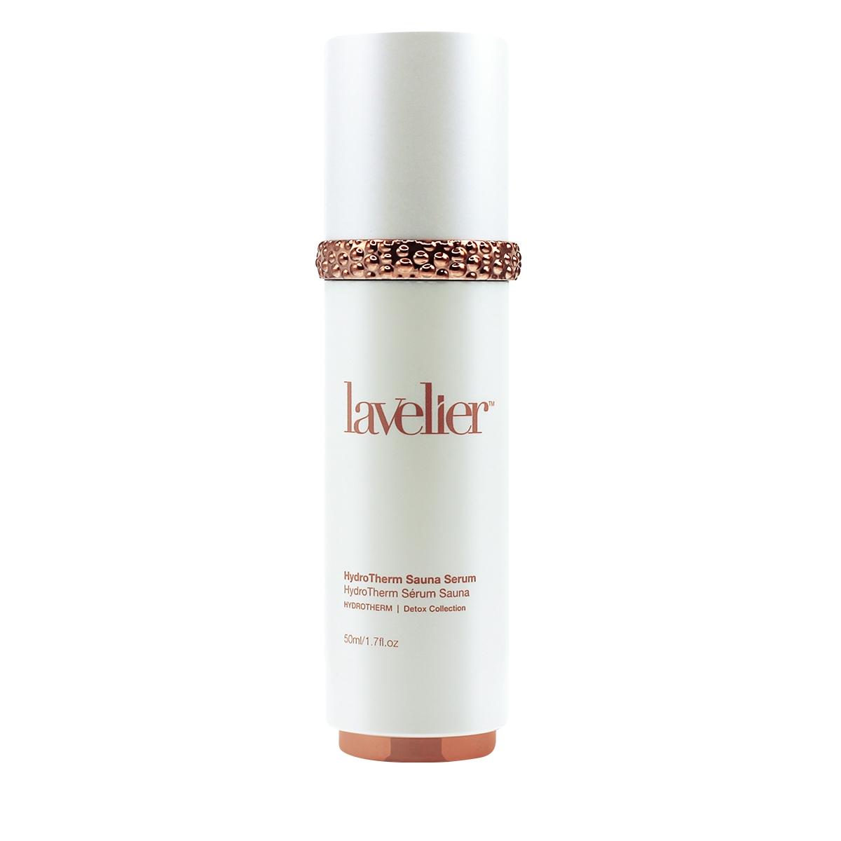 Lavelier Hydrotherm Sauna Serum Bottle