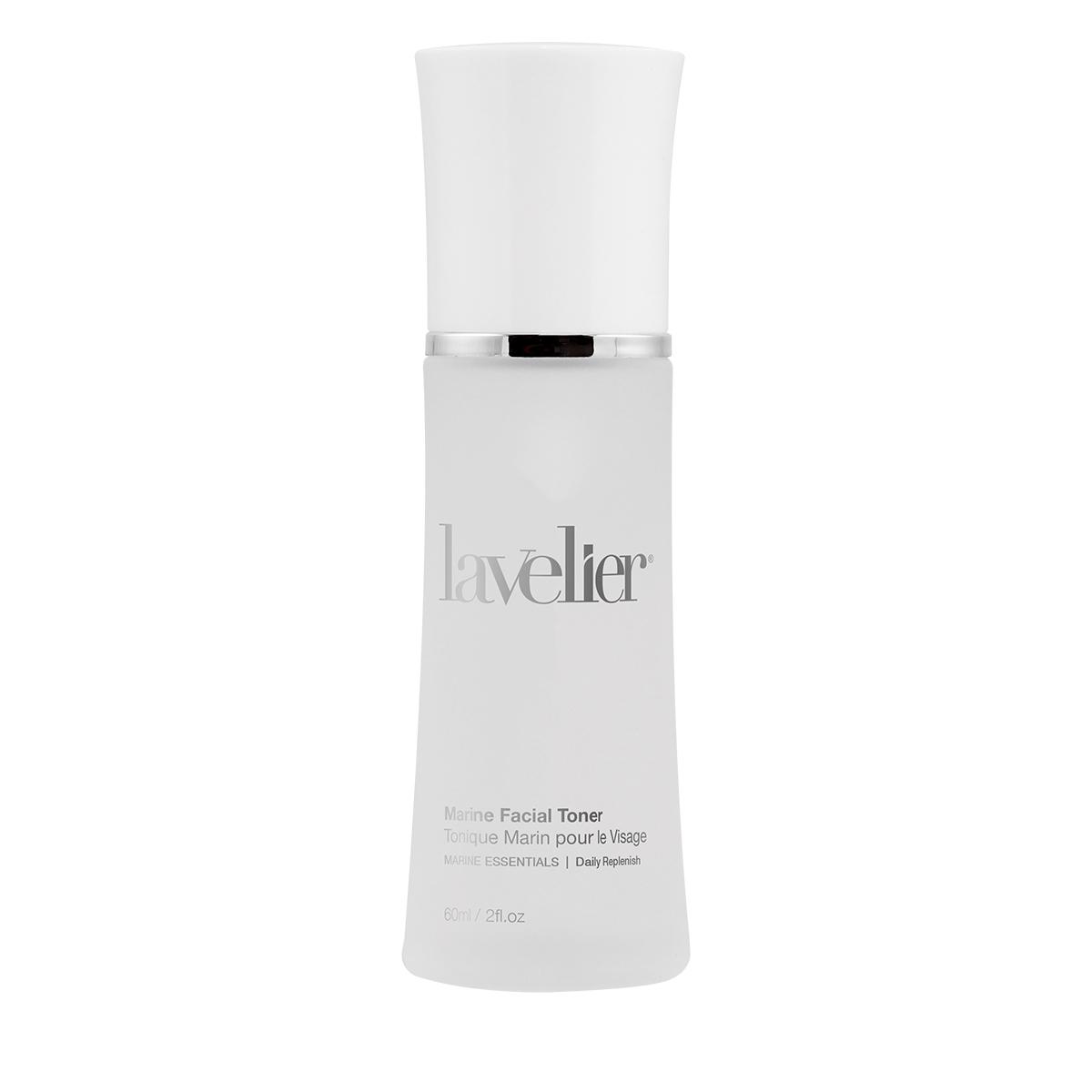 Lavelier Marine Essentails Facial Toner Bottle Front