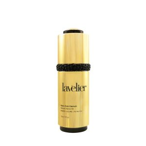 Lavelier Mineral Allure Nano Gold Serum Bottle Front