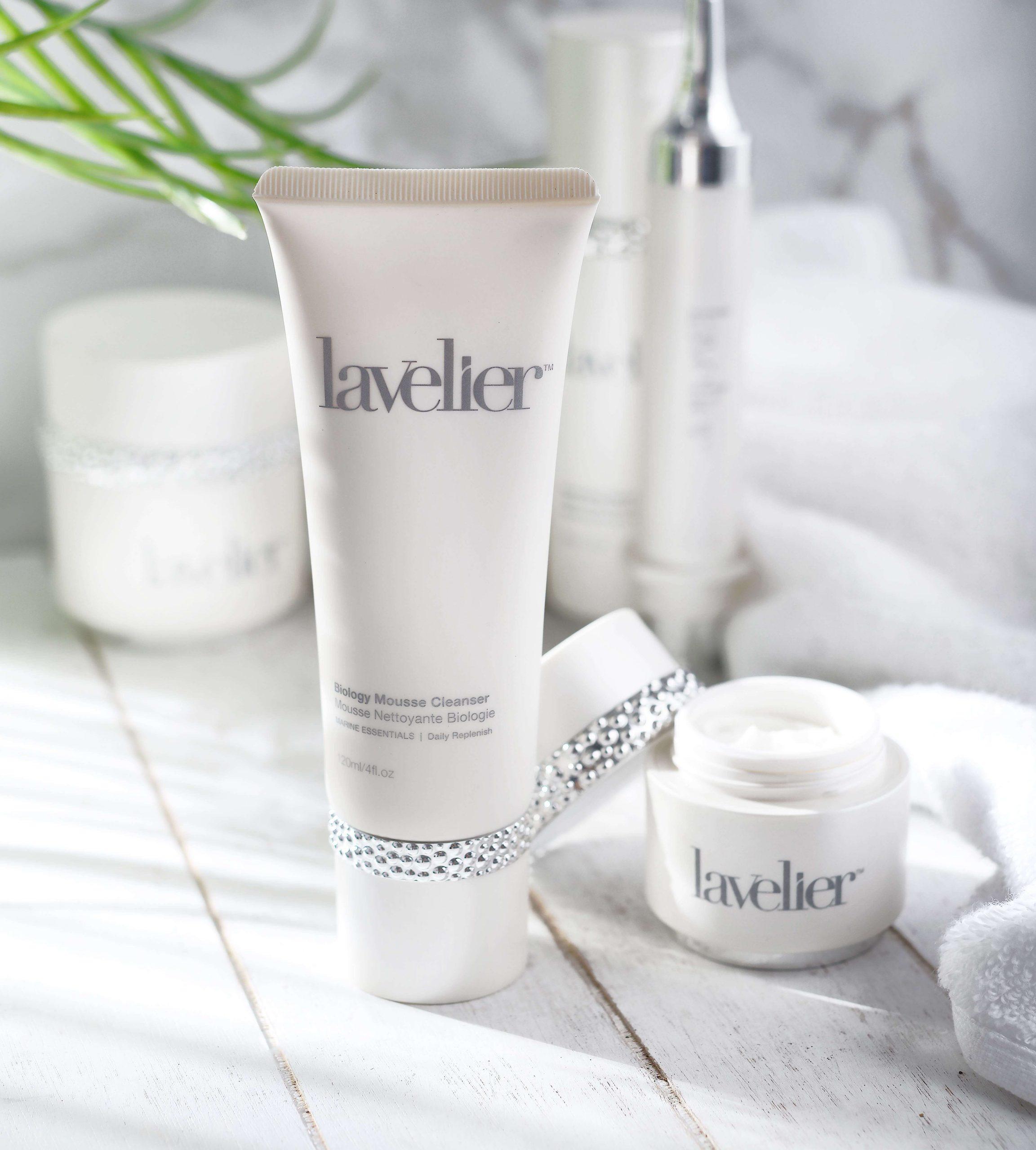 Lavelier Reviews: Biology Mousse Cleanser