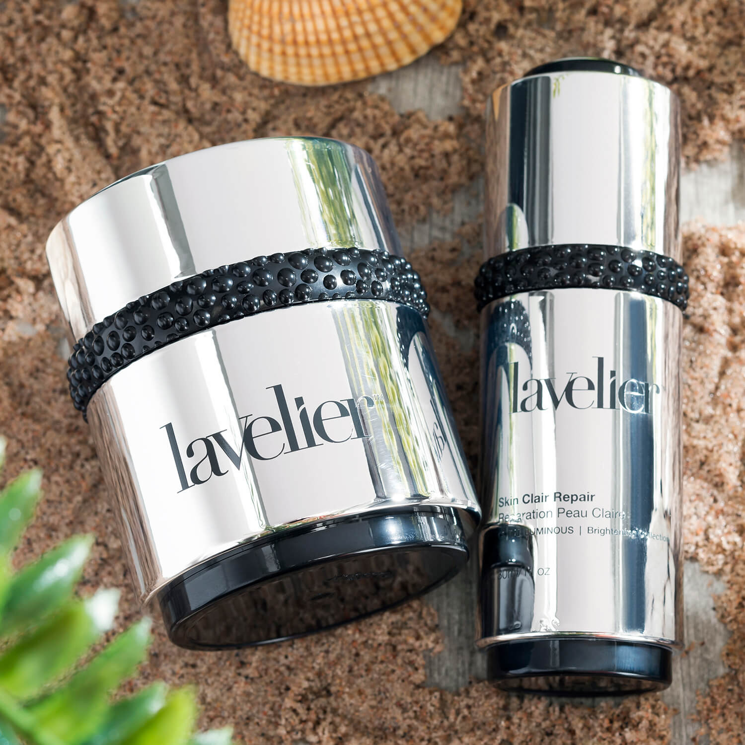 Lavelier SPF products