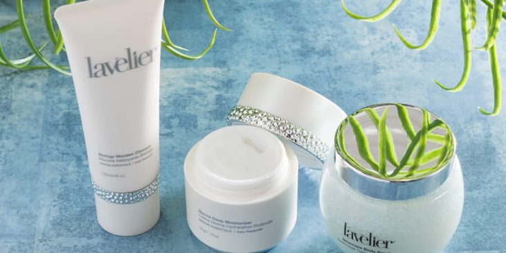 Lavelier skincare products