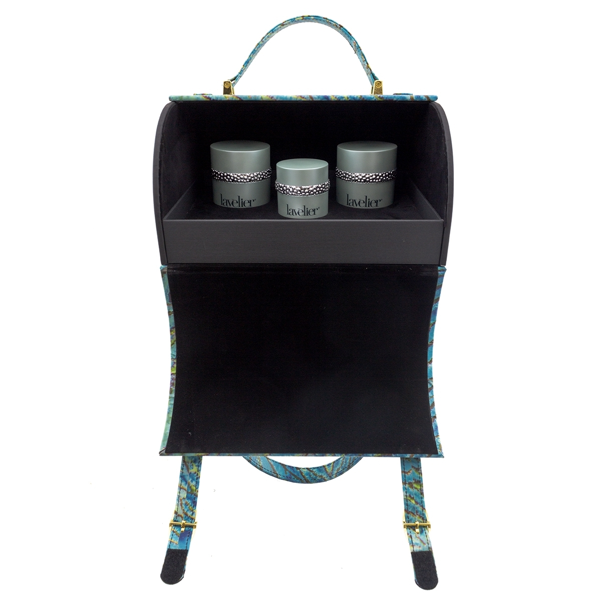 Seagrass Limited Edition Mini Suitcase Open