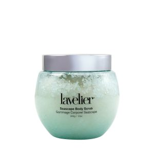 Seascape Body Scrub Jar